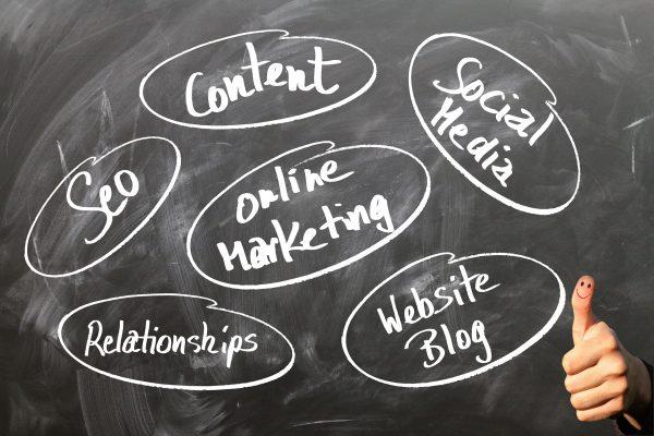 Digital Marketing Strategy for CBD