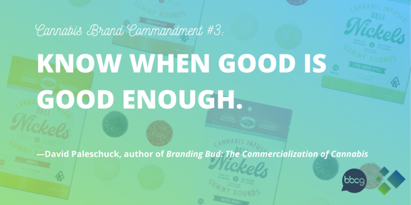 The 10 Cannabis Brand Commandments