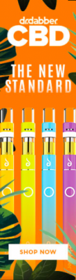 Dr Dabber Vape Pen Vertical Display Ad