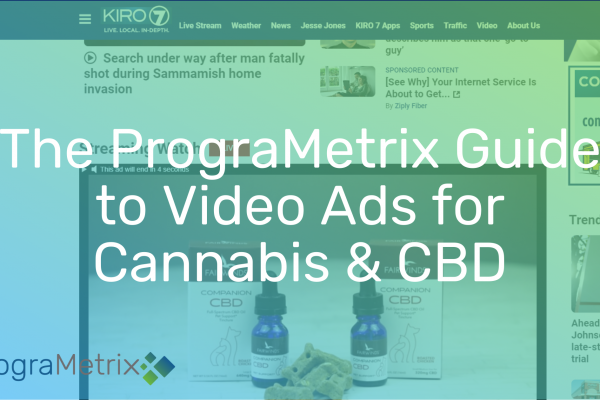 How to Run Compliant Cannabis Video Ads (PrograMetrix)